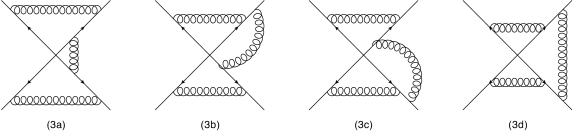 Three loop web to which the diagram of figure