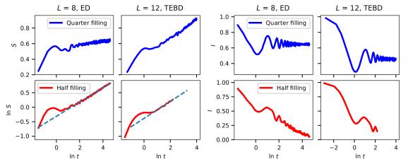 Ensemble averaged von Neumann entropy