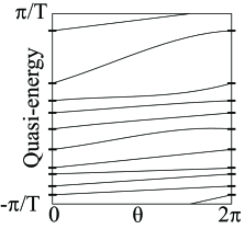 The generalized topological invariant