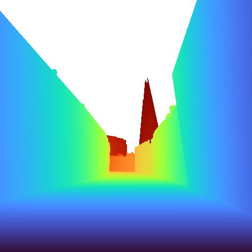 Renderings (planes, depth, normal)