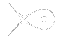 Bifurcation of the normal form: a small separatrix loop is created after a Hamiltonian saddle-centre bifurcation