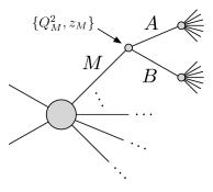 A schematic diagram of a