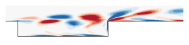 Eigenvectors of the spanwise vorticity