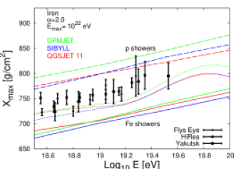 The expected spectrum and X