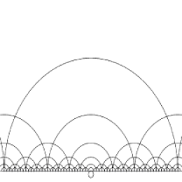 Depiction of HN4 on an infinite line. The center site is