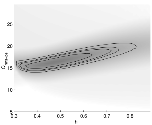 The joint CMB+IRAS likelihood function in the {