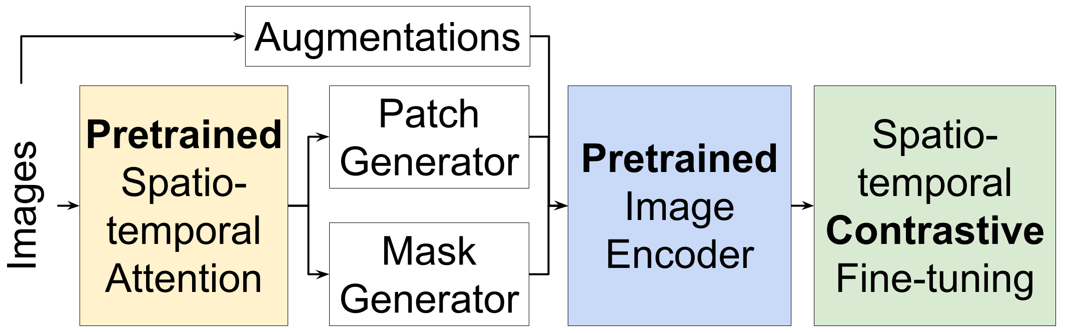 PEARL: Pretrained Encoder & Attention for Representation Learning.