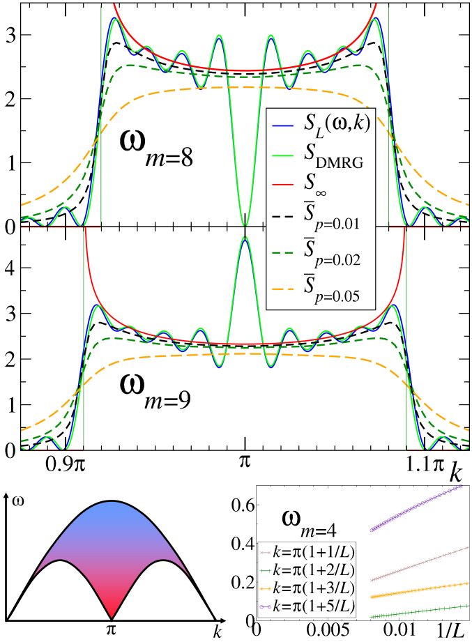 The dynamical structure factor