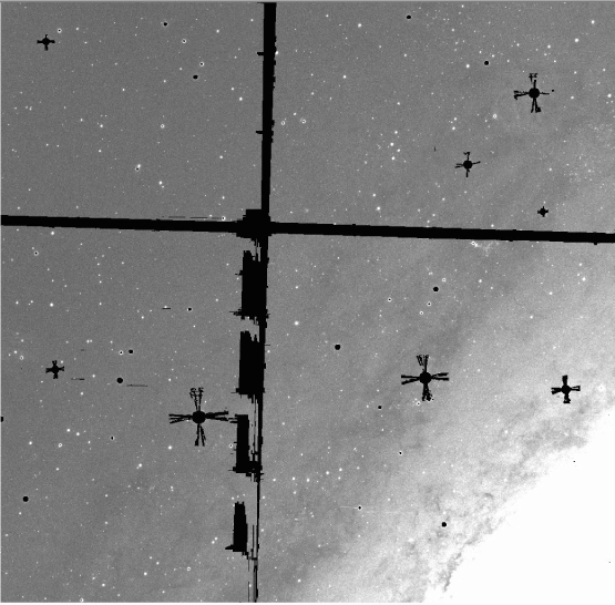 Reference image of skycell 077 in