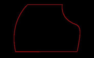 The construction of the Euclidean sub-quadrangle