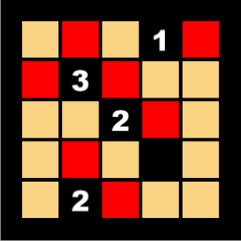 Solved puzzle.
