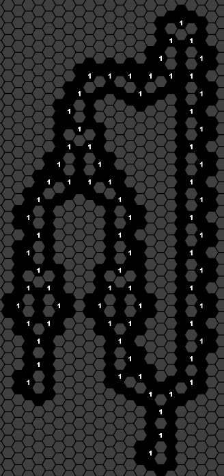 Empty Hexiom instance.