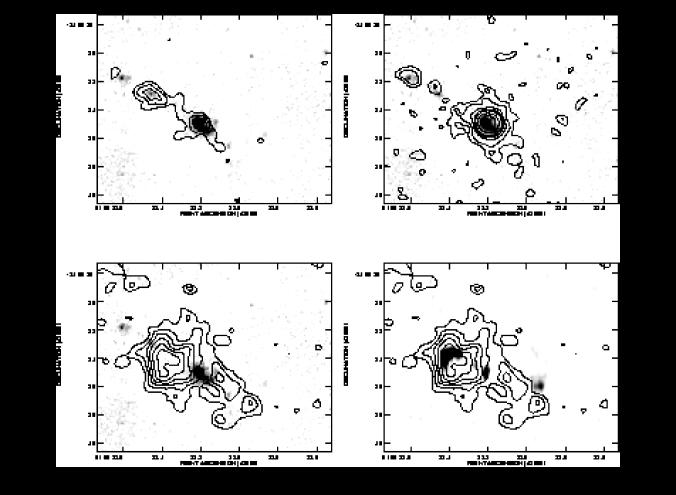 The NICMOS image of MRC 0156