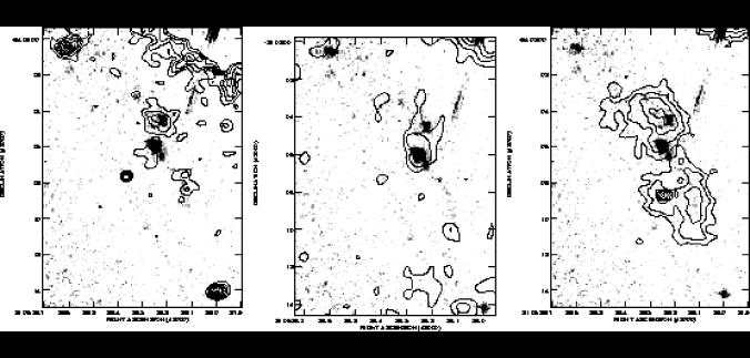 The NICMOS image of MRC 2104
