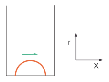 In the conformal flat Poincare coordinate of