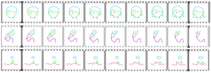 Additional animation examples.