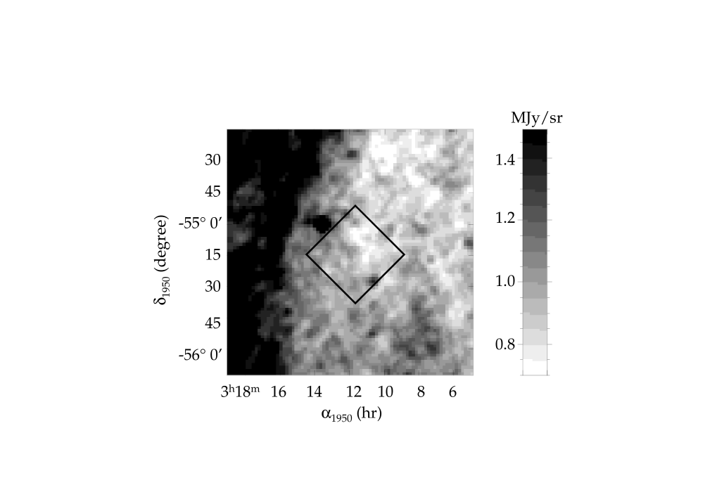 Marano field observed with ISOPHOT at 175