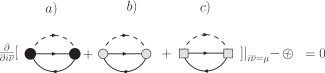 Recursion relation for the impurity field renormalization factor